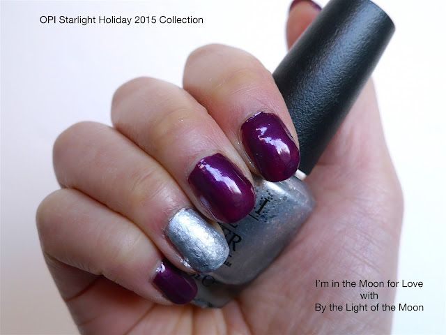 OPI - I'm in the Moon for Love and By the Light of the Moon
