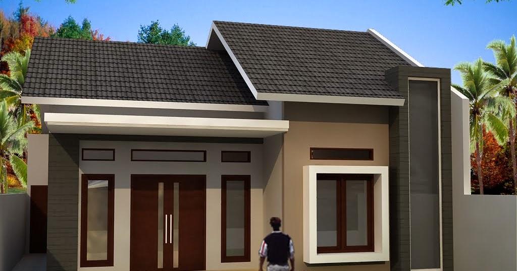 design rumah minimalis jenis 36 sederhana