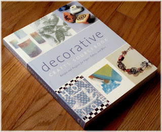 Decorative Crafts Sourcebook, craft book review