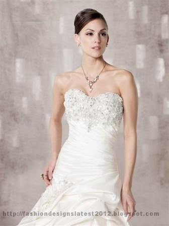 Bridal-wedding-dress