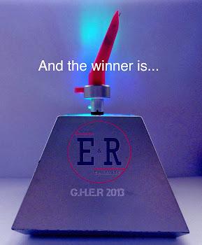 Ganadores GHER 2013