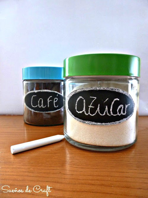 DIY pintura pizarra manualidades chalk paint decoracion