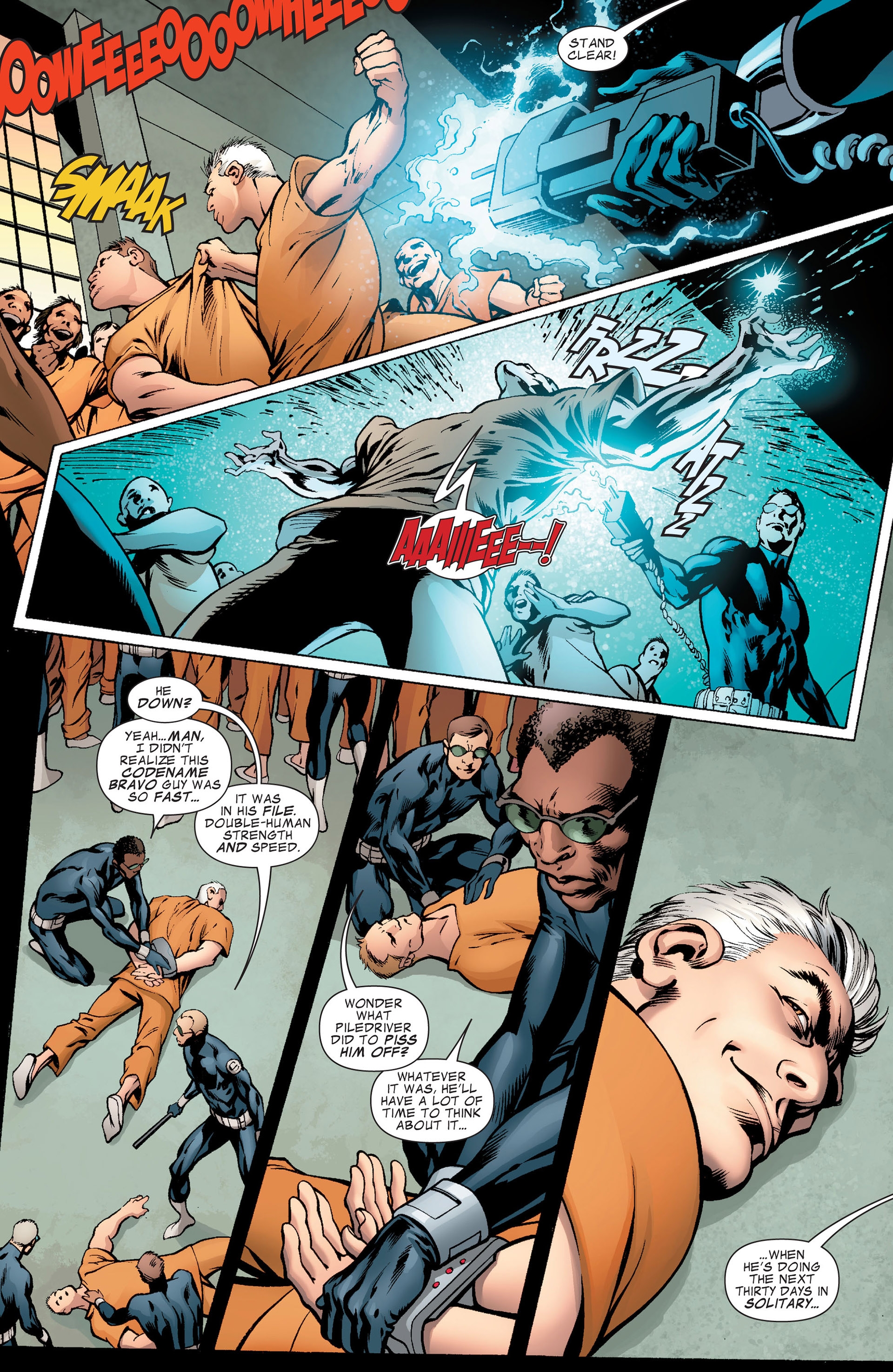 Captain America (2011) Issue #7 #7 - English 5