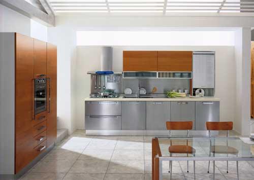 Decoraci n minimalista y contempor nea cocinas modernas y for Decoracion minimalista cocina