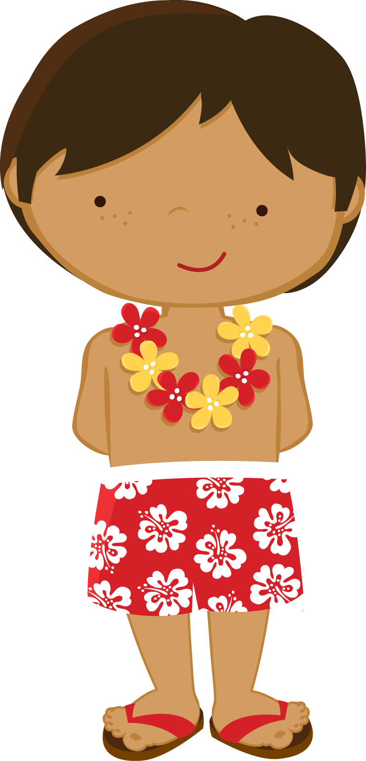 Luau For Kids Clipart Oh My Fiesta In English