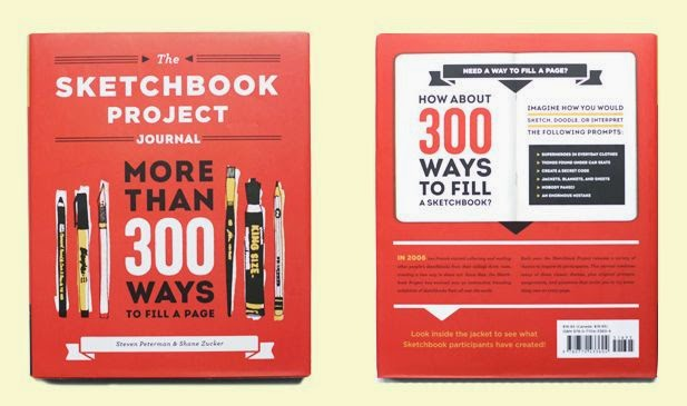 Ma Bicyclette: Positive Thinking | Top 4 Positive & Inspiring Journals - The Sketchbook Project Journal