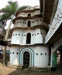 Keunikan Masjid Seribu Tiang di Tangerang