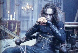 Promo do filme O Corvo (The Crow)