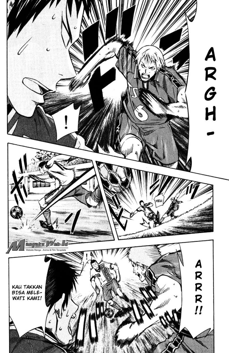 Area no Kishi Chapter 64-15