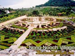 Nong Nooch Village Pattaya