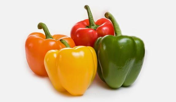7 Manfaat Paprika Atau Capsicum