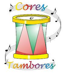 Logo Cores e Tambores