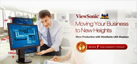 ViewSonic Commercial LCD Displays