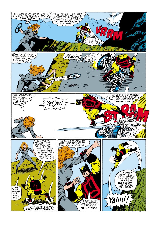 Captain America (1968) Issue #340 #270 - English 17