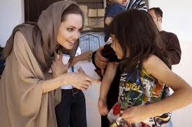 Angelina Jolie Adoption Syrian Refugees