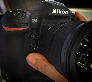 Spesifikasi Nikon D5, Dukung Penggunaan ISO Hingga 102.400