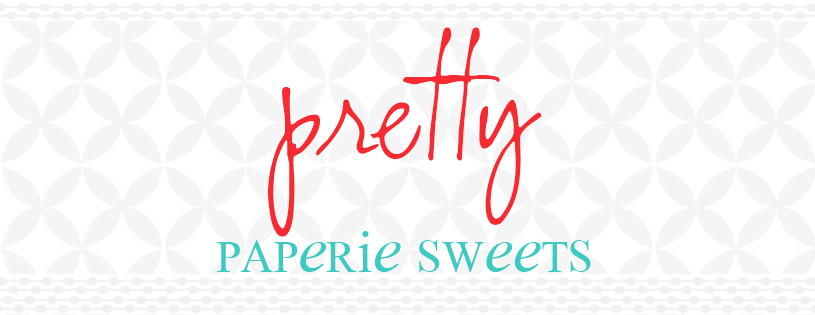 pretty paperie sweets