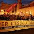 Les Federacions de CCOO Ensenyament de Catalunya, Illes Balears i País Valencià es reuneixen a Castelló amb altres organitzacions per coordinar accions en defensa de la llengua