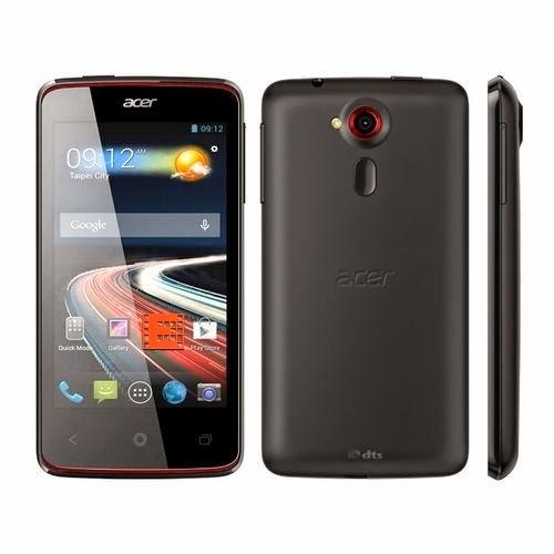 Acer Liquid Z4 Duo Noir Smartphone Acer Dual SIM