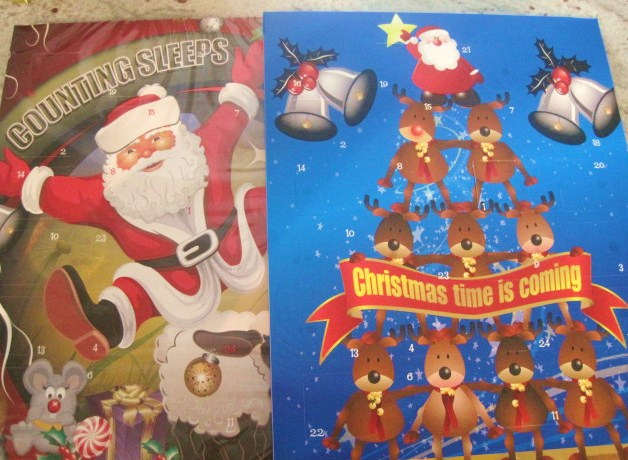 Christmas Traditions, Advent Calendars, Natasha in Oz, Christmas, Christmas decorating, Natasha in Oz