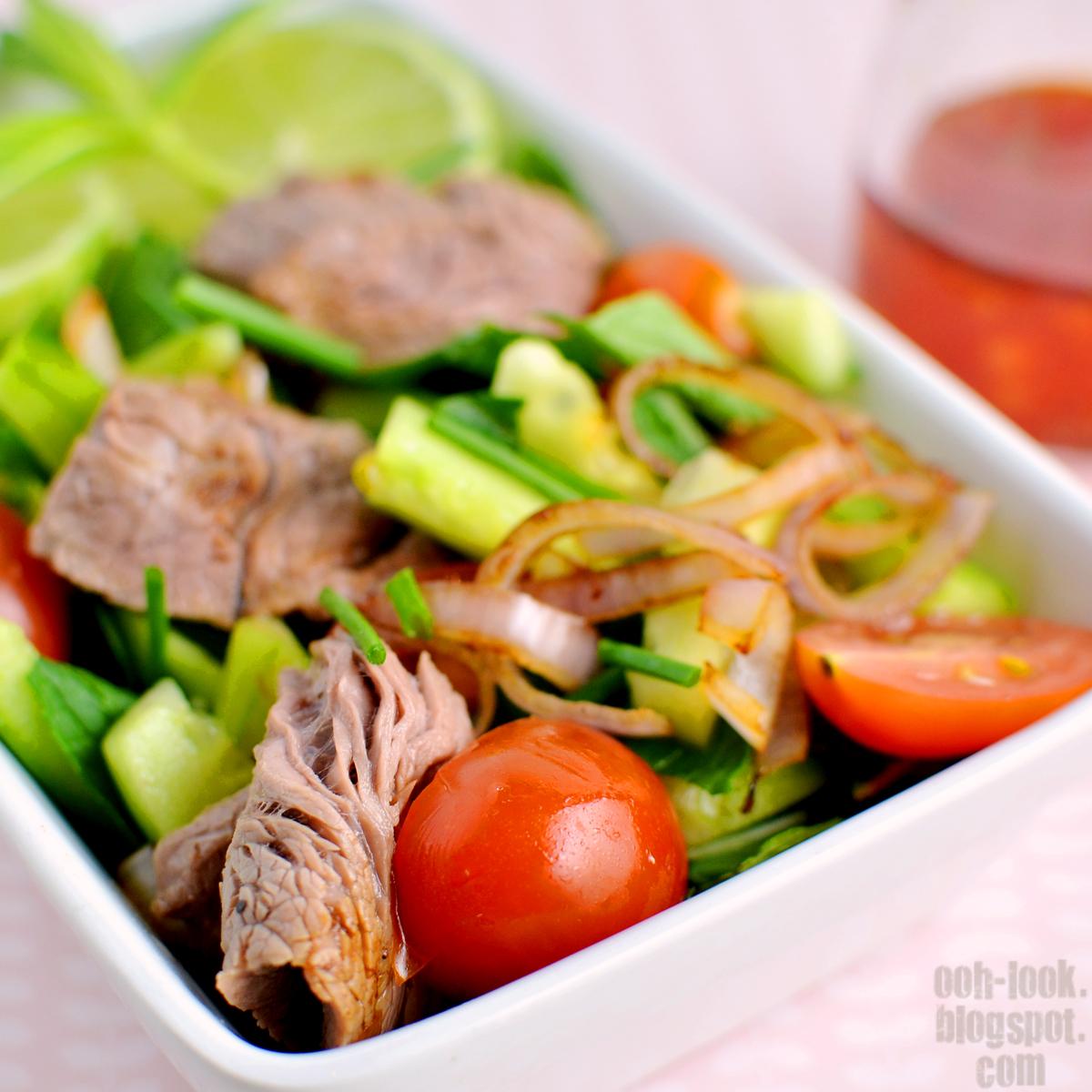 thai shrimp salad thai pomelo salad yam som o hot thai beef salad