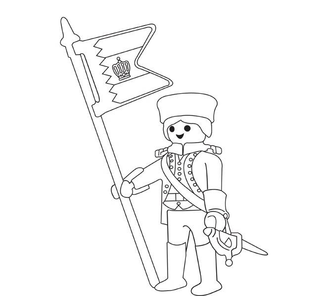 Cine y playmobil dibujos - Playmobil coloriage ...