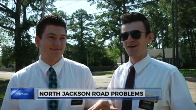 Jackson, MS (AP's)