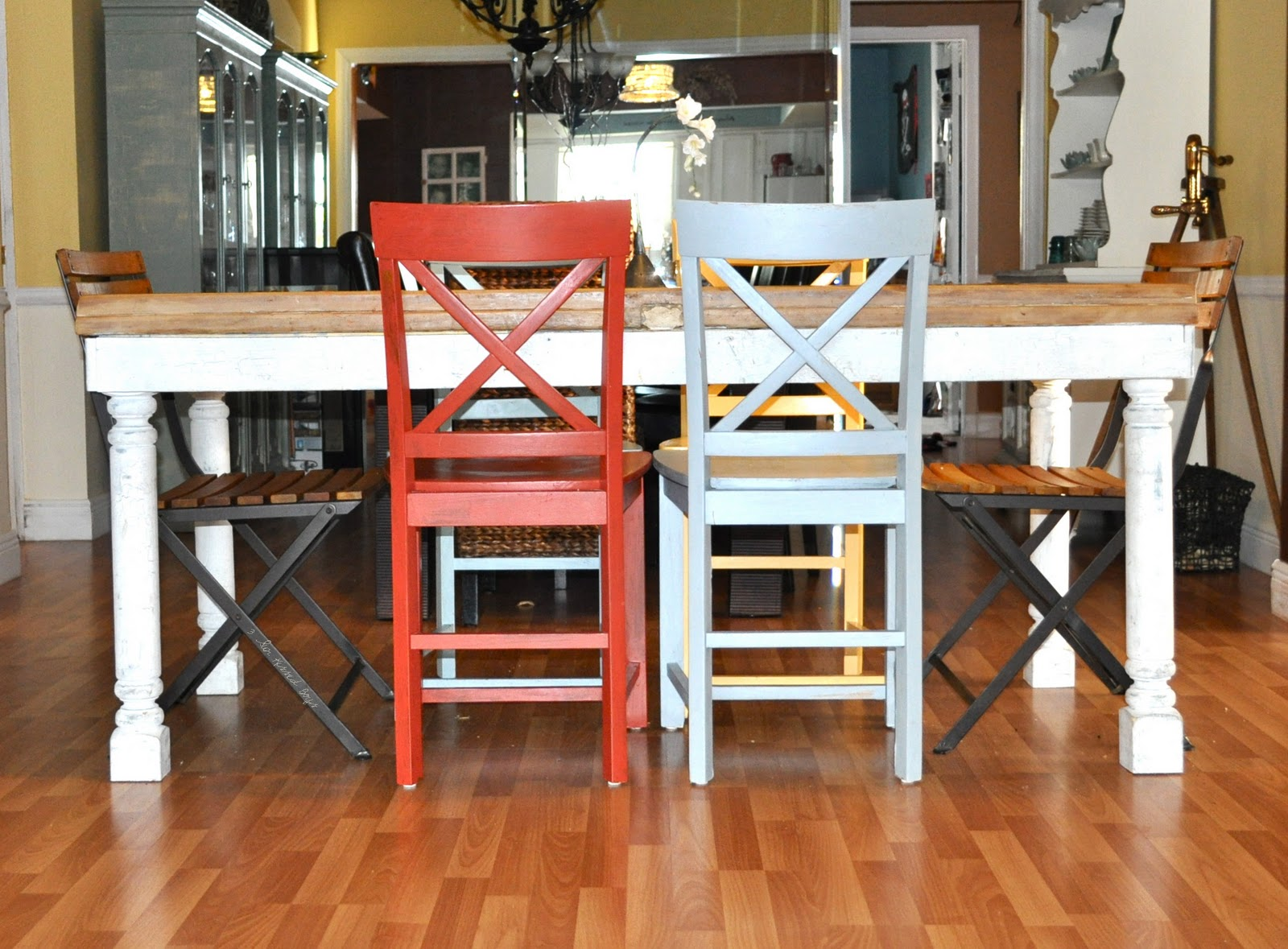 3 Sun Kissed Boys: Bistro Chairs