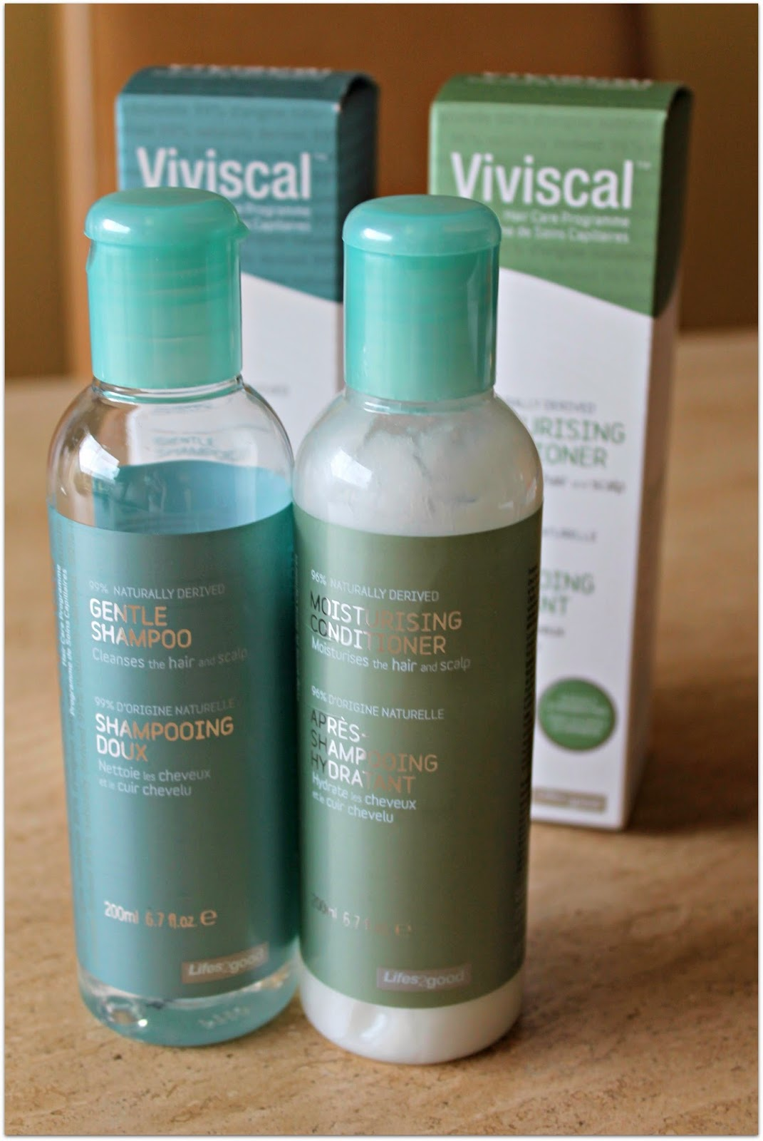 Viviscal Gentle Shampoo & Moisturising Conditioner