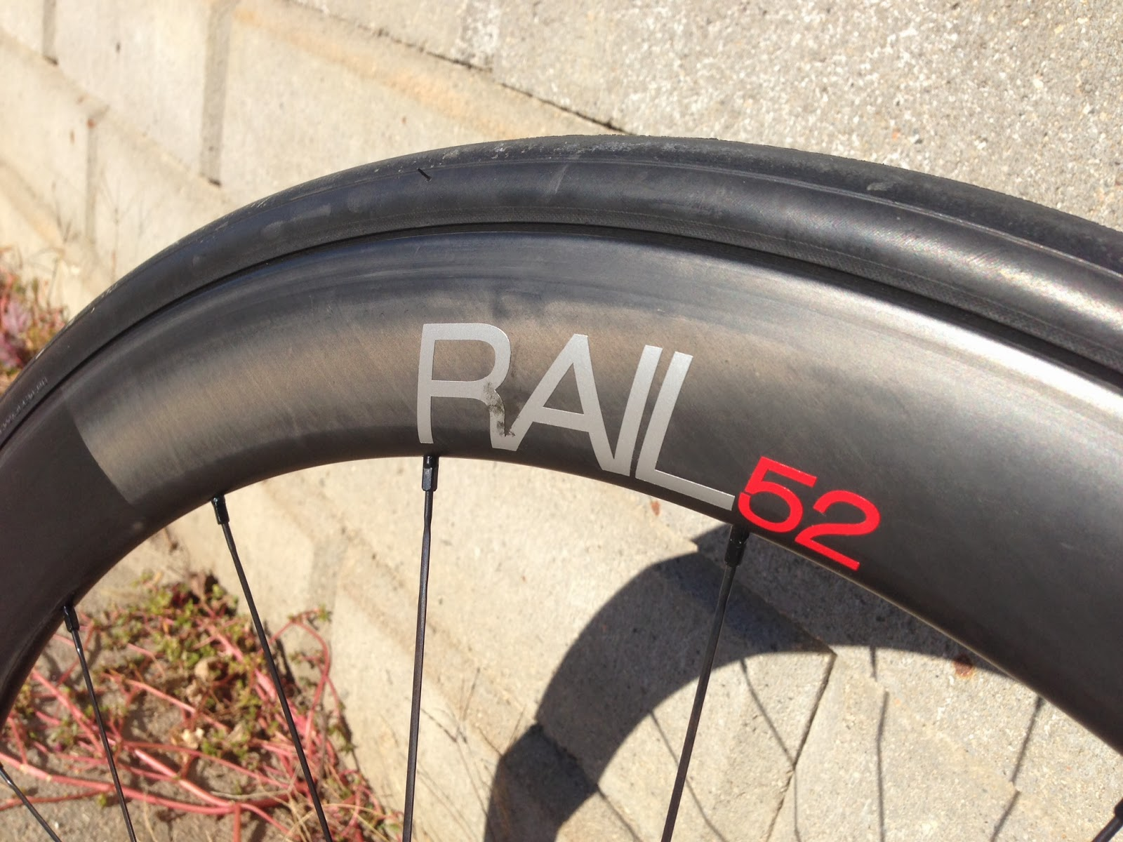 Review November Rail 52 Carbon Clincher Wheelset Average Cyclist
