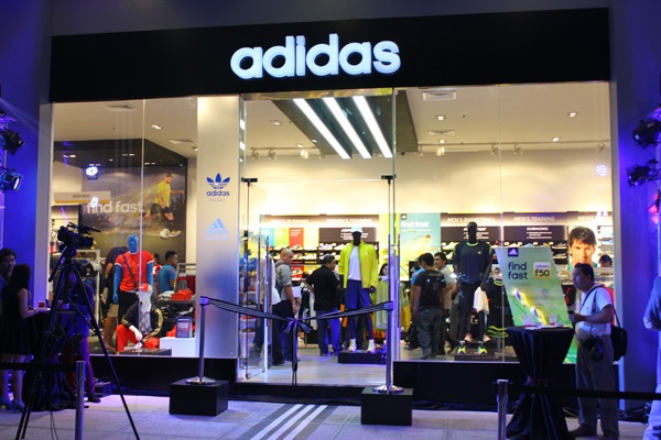 watch aa5b1 ff2a9 adidas Launches its New Store in BGC