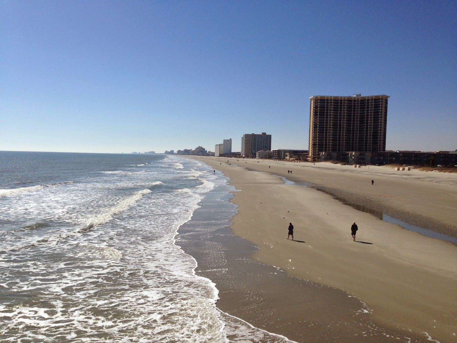 living working and writing in myrtle beach