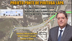 AUDIÊNCIA PÚBLICA PONTE DE PIRITUBA-LAPA