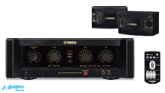 Yamaha Kma Karaoke Amplifier