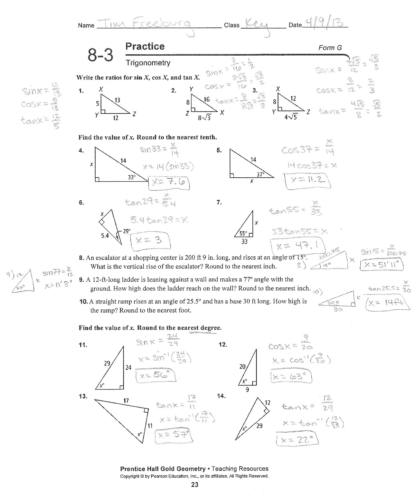 C homework help cpm geometry