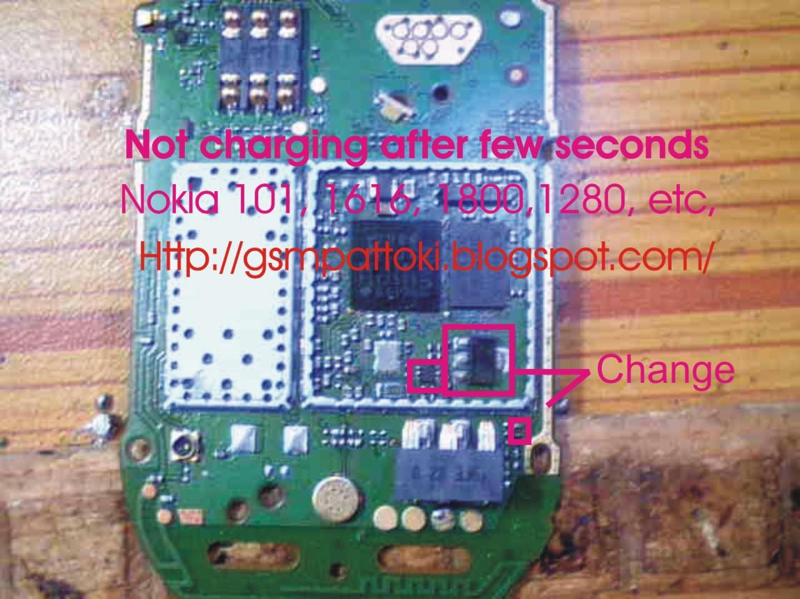 ara Memperbaiki Mic Nokia 110 Solusi Sim Tidak Terbaca Atau Insert