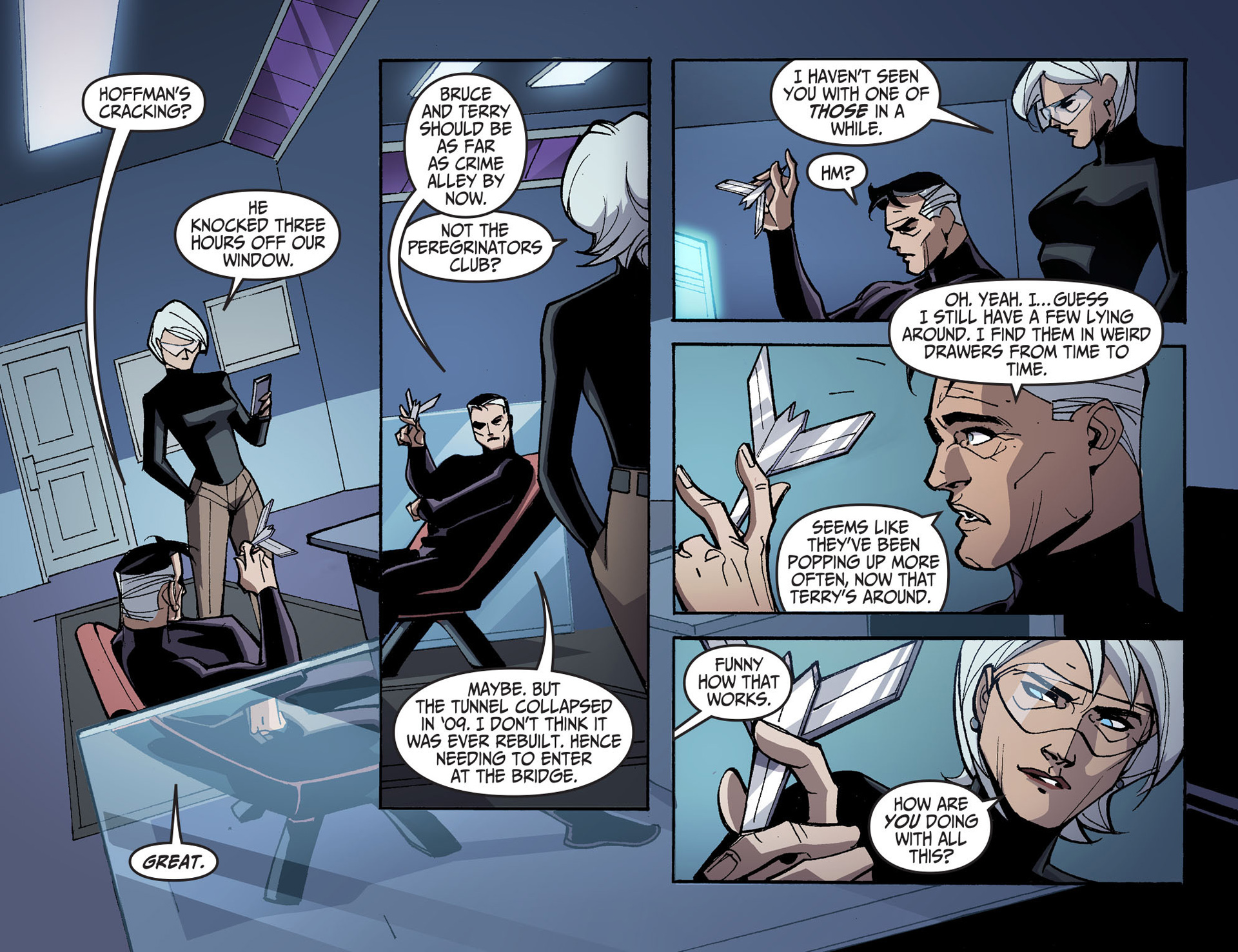 Batman Beyond 2.0 #11 #30 - English 11
