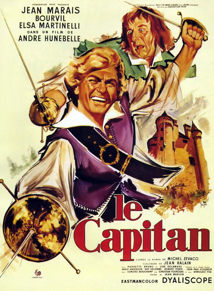 "Avengers in Time: 1960, Film: ""Le Capitan"""