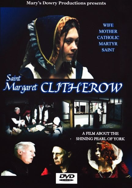 Saint Margaret Clitherow DVD