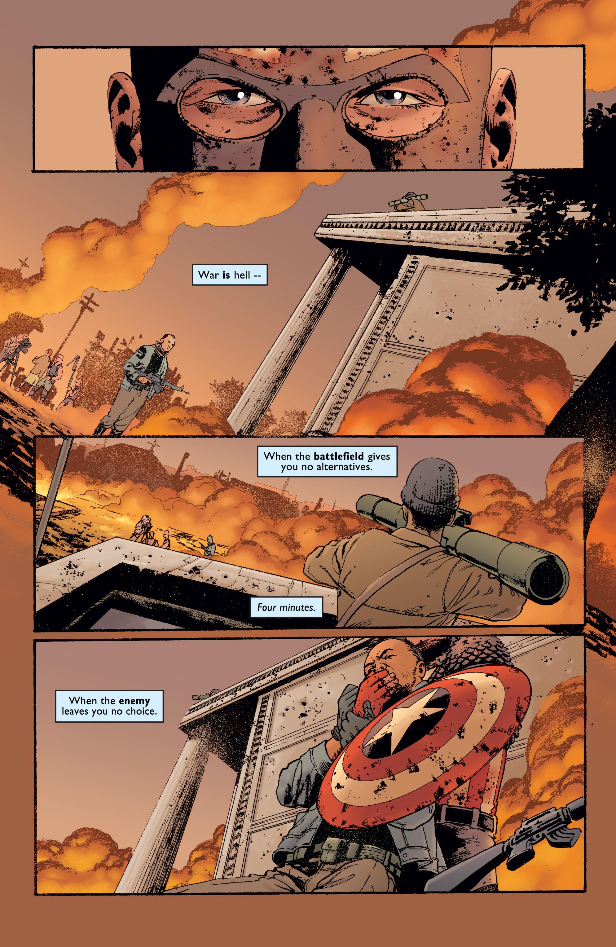 Captain America (2002) Issue #3 #4 - English 15