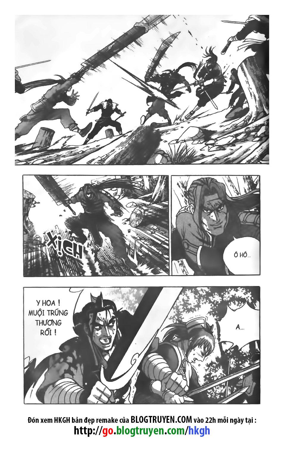 Hiệp Khách Giang Hồ - Hiệp Khách Giang Hồ Chap 260 - Pic 1