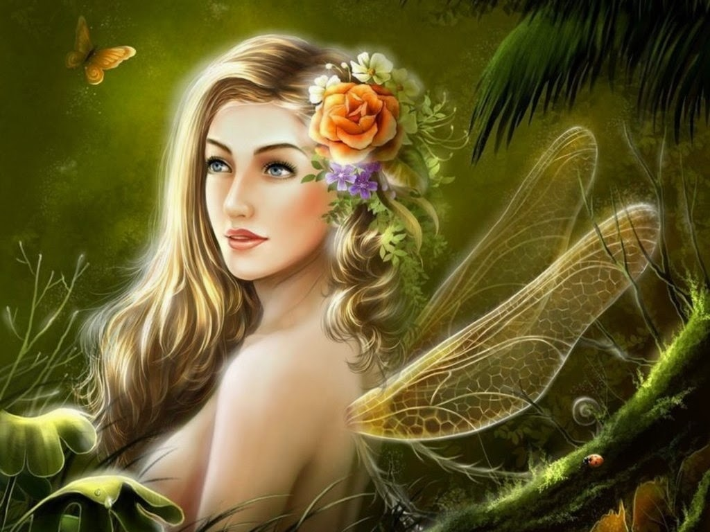 Most Beautiful Fairys HD Wallpaper Free