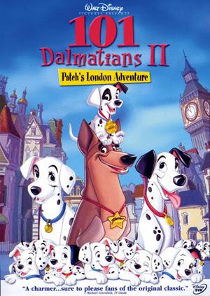 101 Con Chó Đốm 2: Chuyến Phiêu Lưu London Của Patch