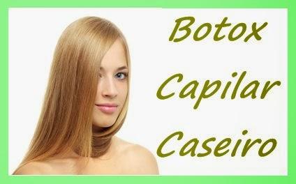 Botox capilar caseiro, como fazer