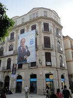 Contaminación Visual en un edificio Histórico