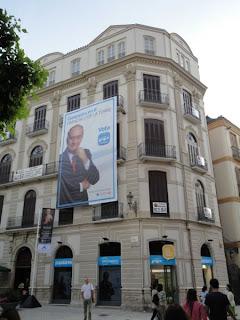 Ordenanza de Publicidad en el Centro Histórico de Málaga