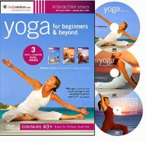 Yoga DVDs as Your Yoga Guide