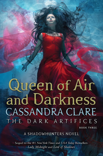 Queen of Air & Darkness by Cassandra Clare Virtual Signing!