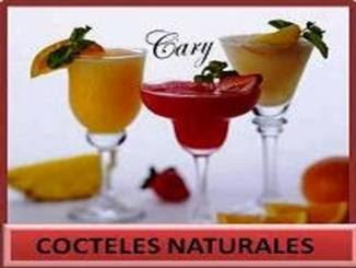 Cocteles Naturales