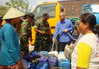 UMK Bantu Air Bersih di Blora